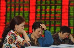 चीनी शेयर बाजार में भारी गिरावट ,भारत में भी असर