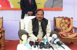 झारखण्ड का कोई भी व्यक्ति बेघर नही होगा- रघुवर दास