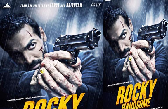 John Abraham shares new poster of Rocky Handsome