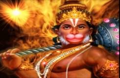 भगवान हनुमान को नोटिस, अपना मंदिर हटाएं