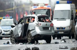 जर्मनी: बर्लिन में कार धमाका, ड्राइवर की मौत