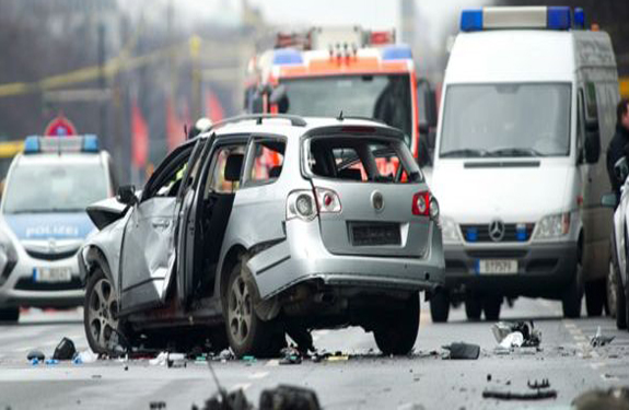Germany Car Bomb