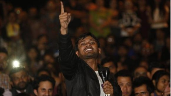 JNU student leader Kanhaiya Kumar sparks new controversy, says Indian Army rapes women in Kashmir