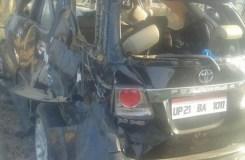 सपा विधायक हाजी इरफान की सड़क दुर्घटना में मौत