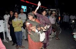 पाकिस्तान धमाके में अब तक 22 बच्चों सहित 72 की मौत