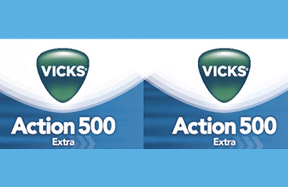 Vicks Action 500 Extra