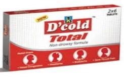 क्रोसिन, डी कोल्ड टोटल भी भारत में प्रतिबंधित