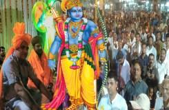 खंडवा: कांग्रेस को याद आये राम !