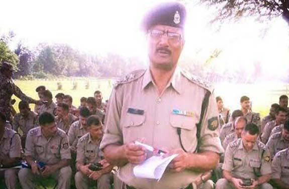 NIA Officer Mohammed Tanzil