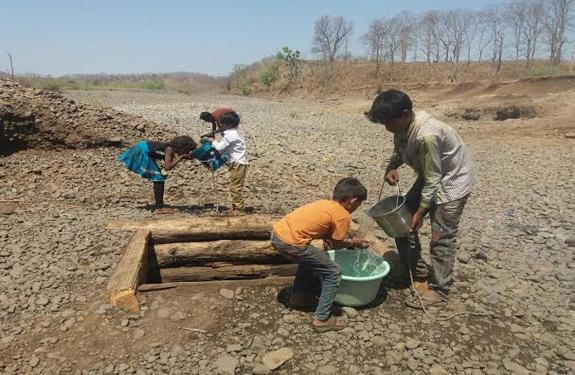 Water Crisis In Madhya Pradesh Harda 1
