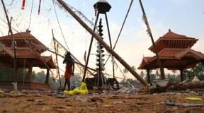 केरल : पुत्तिंगल मंदिर के पास बमों से भरी भरी 3 कार मिली