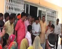 खंडवा : पुलिस टीम पर ग्रामीणों ने किया हमला