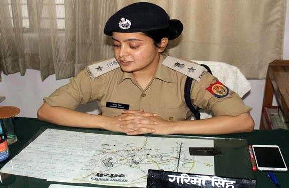 IPS Garima Singh