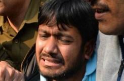 कन्हैया ने रखी HC के सामने हड़ताल ख़त्म करने की शर्त