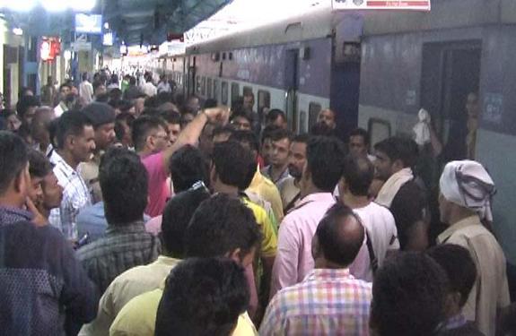 khandwa railway station