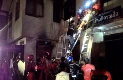 स्कूल में आग, 17 छात्राओं की मौत, दो लापता, पांच घायल