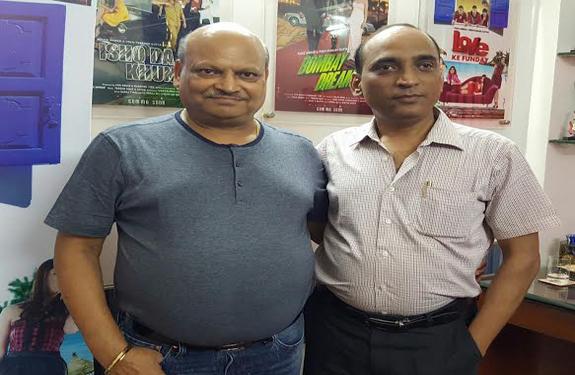 Faaiz Anwar and Prem Prakash Gupta