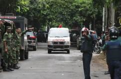 बांग्लादेश हमला : कमांडो ऑपरेशन खत्म, बंधक मुक्त