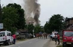 असम के कोकराझार में आतंकी हमला