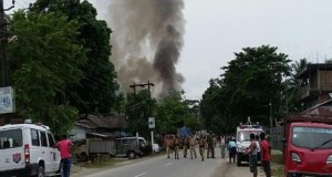 Assam's Kokrajhar terrorists open fire in market