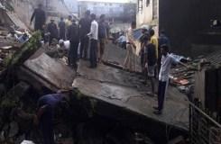भिवंडी में गिरी ईमारत, सप्ताह में यह दूसरी घटना