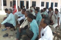 भ्रष्टाचार, महंगाई के खिलाफ विरोध प्रदर्शन