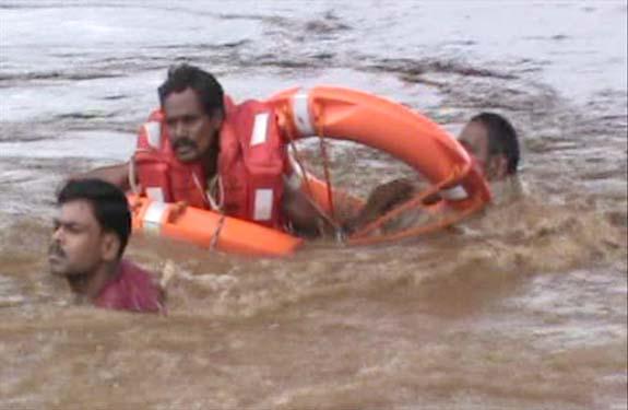 Rescue mandla madhya pradesh