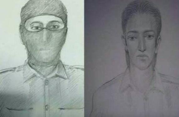 Uran terror alert: Police release sketch of suspect