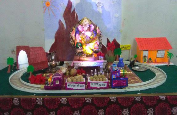 save-girl-child-massage-on-ganesh-festival