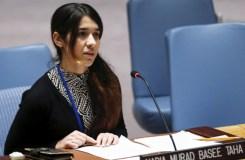 IS की सेक्स स्लेव ने सुनाया दर्द ! सद्भावना दूत बनीं