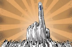 लोकसभा चुनाव 2019 : जाने पहले चरण में कहा हुई हिंसा, EVM में गड़बड़ी