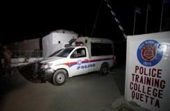 क्वेटा: पुलिस ट्रेनिंग सेंटर पर आतंकी हमला, 60 कैडेट की मौत