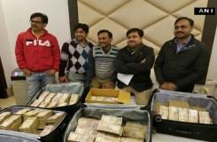 दिल्ली: होटल से 3.25 करोड़ का कैश बरामद, 5 गिरफ्तार