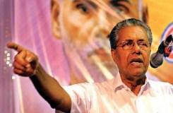 नाथूराम को मानने वालों से सीख नहीं लेगा केरल- सीएम विजयन
