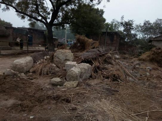 amethi-dbangon-farmers-police-administration
