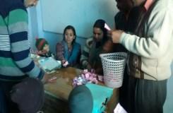 अमेठी में हुआ मतदान सिद्धि शुक्ला की एक वोट से हार