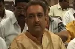 भाजपा रैली में सैनिक की पत्नी पर अमर्यादित बयान, विरोध