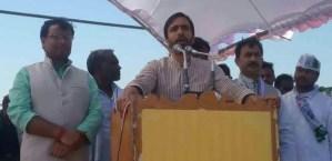 रालोद नेता ने मोदी और अखिलेश सरकार पर कसा तंज