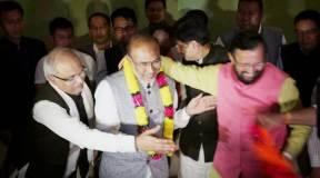 गोवा के बाद मणिपुर भी बीजेपी की सरकार, बीरेन सिंह लेंगे CM की शपथ