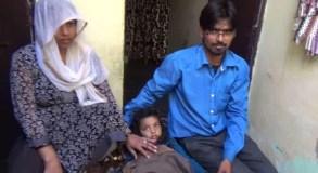"""यूपी की मासूम बेटी ने लगाई मोदी से गुहार """"मुझे बचा लो- पीएम अंकल"""""""
