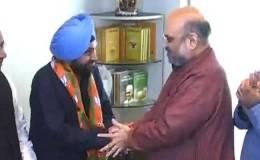 कांग्रेस के कद्दावर नेता अरविंदर सिंह लवली BJP में शामिल
