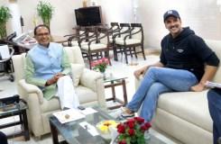 अक्षय कुमार के दीवाने हुए मुख्यमंत्री शिवराज सिंह चौहान