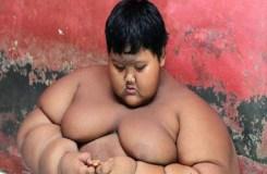 OMG : 10 साल की उम्र में ही 200 किलो वजन
