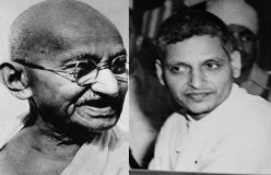 गांधी की हत्या :  BJP और RSS पर भड़की हिंदू महासभा