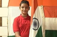 मुस्लिम लड़की की शपथ- श्रीनगर के लालचौक पर फहराऊंगी तिरंगा