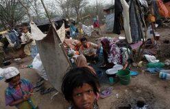 बकरीद के दिन मुस्लिमों पर हमला, महिलाओं के साथ बुरी तरह मारपीट