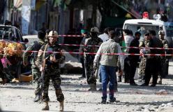 मस्जिद के बाहर किया विस्फोट, 22 की मौत, दर्जनों घायल