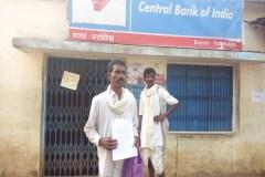 बैंक कर्मी ने जाली हस्ताक्षर कर निकले रुपए