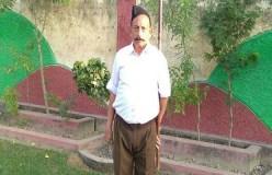 RSS कार्यकर्ता की सरेराह गोली मारकर हत्या