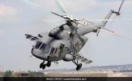 भारतीय वायुसेना का हेलीकॉप्टर क्रैश, 6 की मौत